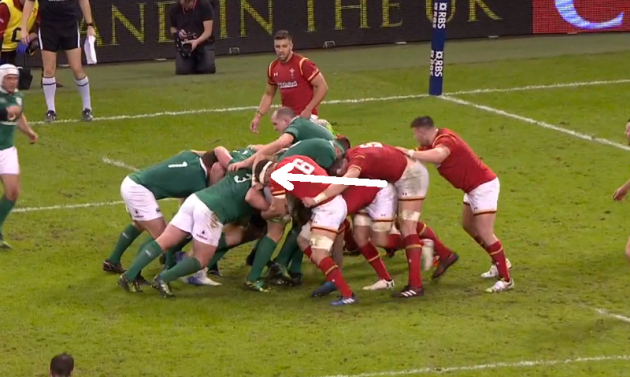 Wales Defend