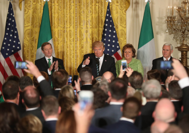 Enda Kenny visits US - Day Five