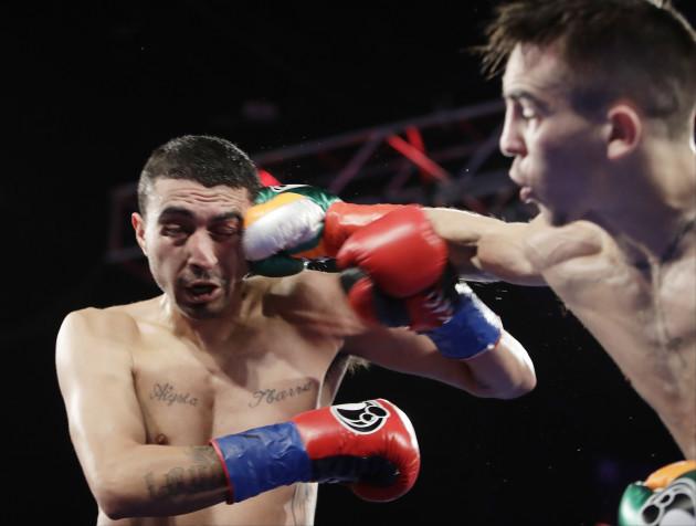 Conlan Ibarra Boxing