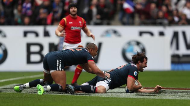 France v Wales - RBS 6 Nations - Stade de France