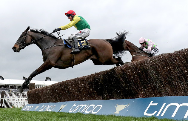 Sizing John ridden by Robbie Power comes home to win
