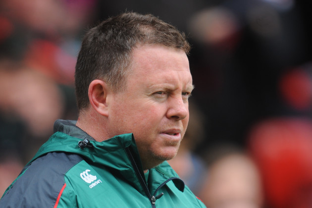 Rugby Union - Aviva Premiership - Leicester Tigers v Bath Rugby - Welford Road