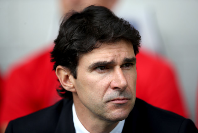 Aitor Karanka File Photo