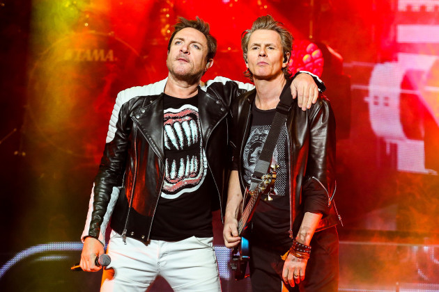 Duran Duran in Concert - North Carolina