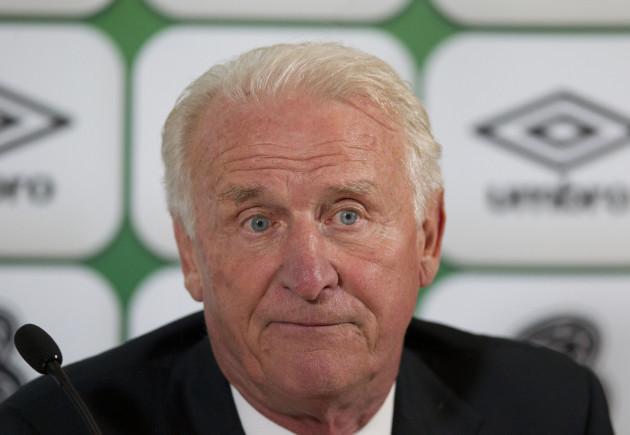 Soccer - FIFA World Cup Qualifying - Group C - Republic of Ireland v Sweden - Aviva Stadium