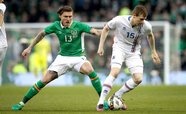 Jeff hendrick and Jon Dadi Bodvarsson