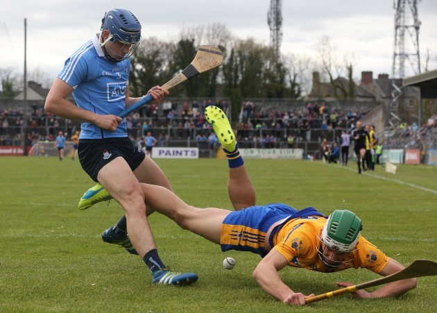 Aaron Shanagher and Eoghan O'Donnell