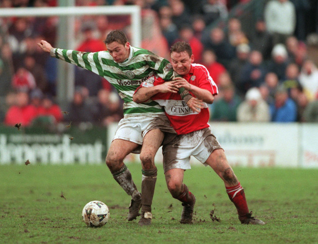 Billy Woods and Gareth Cronin 12/1/2000