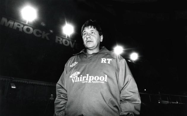Ray Treacy Manager