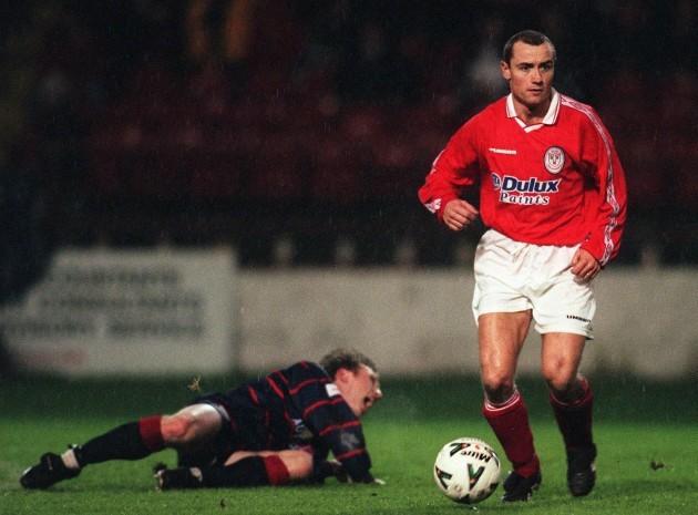 Declan Geoghegan 10/12/1999