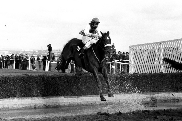 Horse Racing - 1977 Grand National - Aintree