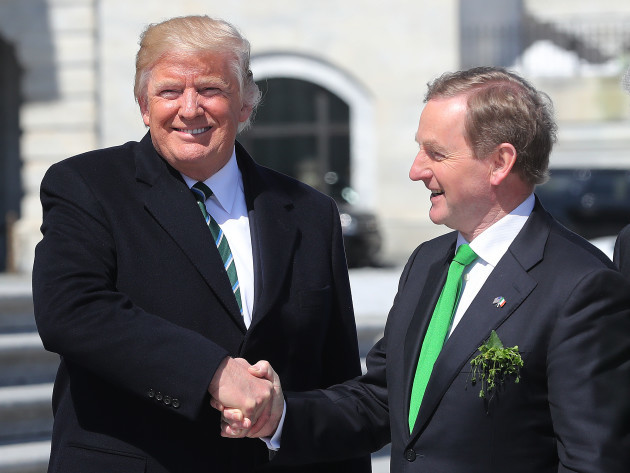Enda Kenny visits US - day 5