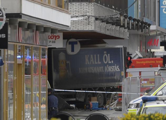 Image result for images; wounded; injured; sweden; stockholm; terror attack