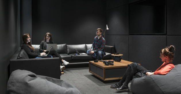 Take a guided tour of squarespace 39 s flash new dublin office - Squarespace dublin office ...