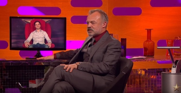 Graham Norton Asks Morgan Freeman To Narrate