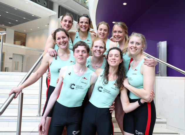 2017 Boat Race Crew Announcement - Francis Crick Institute