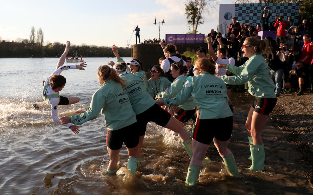2017 Cancer Research UK Women's Boat Race