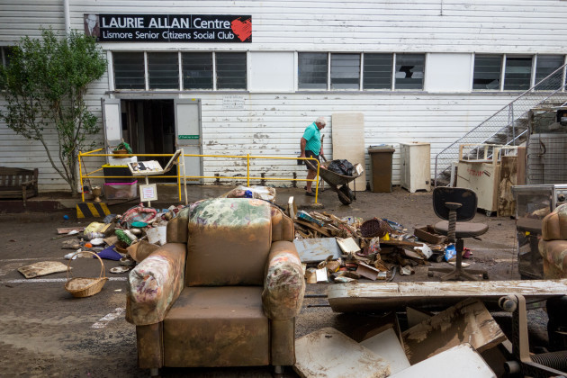 Australia: Cyclone Debbie Cleanup