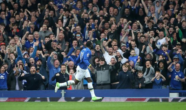 Everton v Leicester City - Premier League - Goodison Park