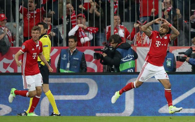 Bayern Munich v Real Madrid - UEFA Champions League  - Quarter Final - First Leg - Allianz Arena