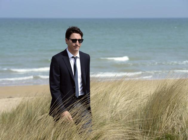 Trudeau Juno