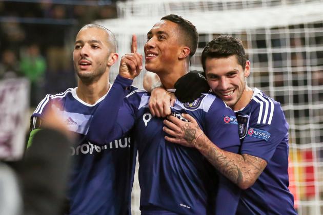 RSC Anderlecht vs FSV Mainz 05