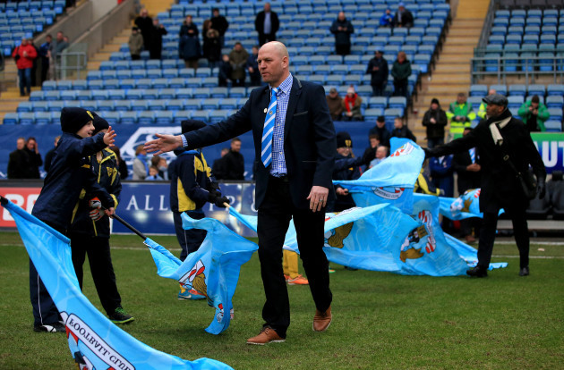 Coventry City v Bury - Sky Bet League One - Ricoh Arena