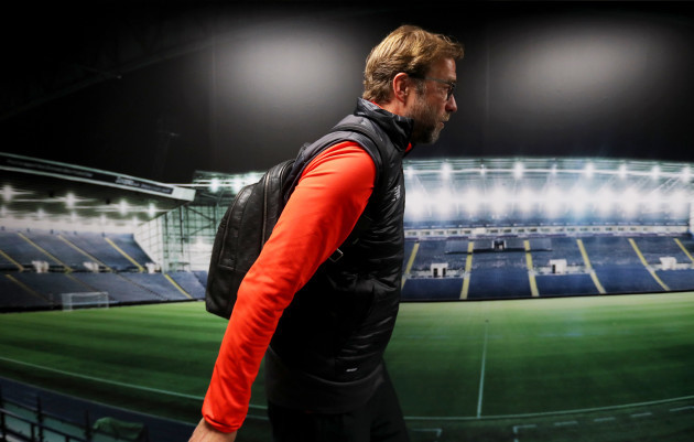 West Bromwich Albion v Liverpool - Premier League - The Hawthorns