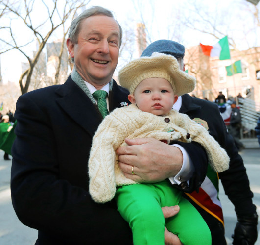Enda Kenny visits US - Day Six
