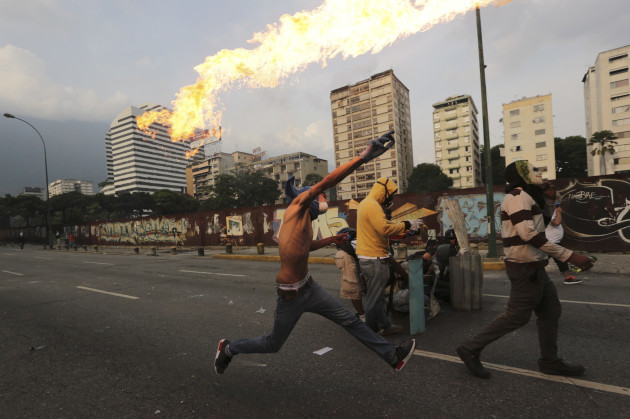 Venezuela death toll rises amid ongoing anti-government protests