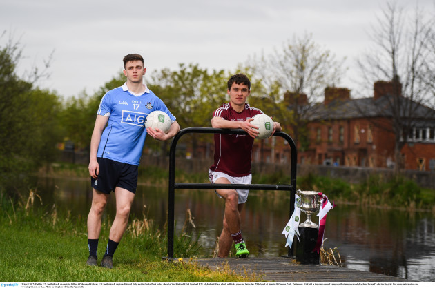 EirGrid U21 All-Ireland Final Captain's Day
