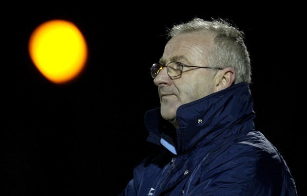 Manager Dermot Keely