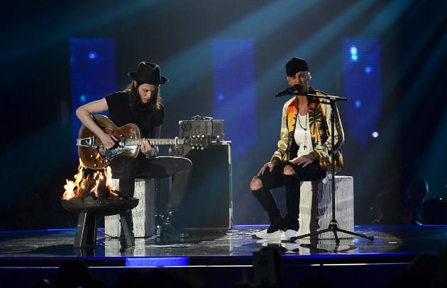 Brit Awards 2016 - Show - London