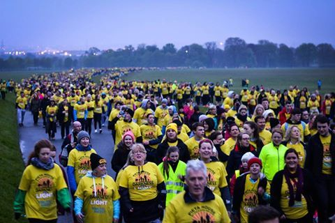Powerful images from Ireland and beyond at this year's Darkness Into Light