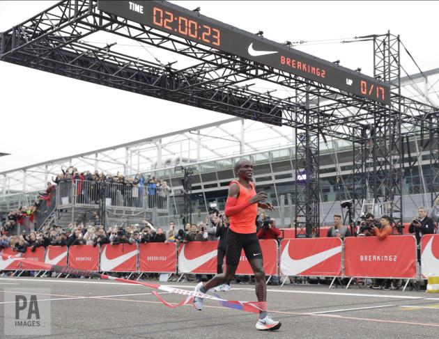 Italy 2 Hour Marathon