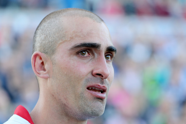 Ruan Pienaar after the game