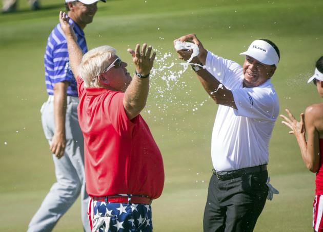 PGA Tour Champions Golf