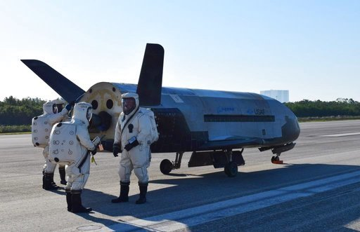 Unmanned Shuttle Sonic Boom