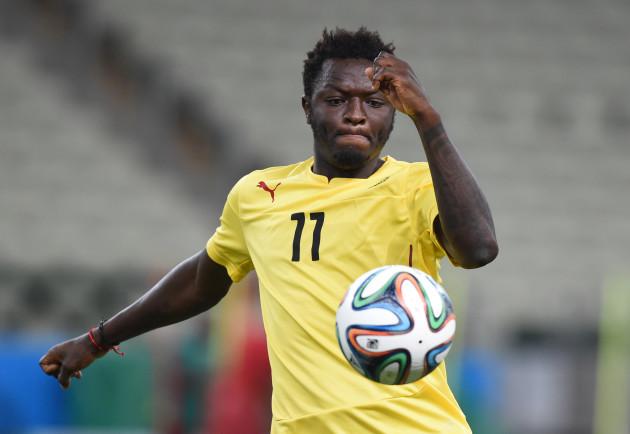 World Cup 2014 - Training Ghana
