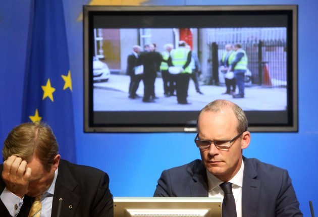 SIMON COVENEY has said he believes Taoiseach Enda Kenny will make his departure date known by the summer.