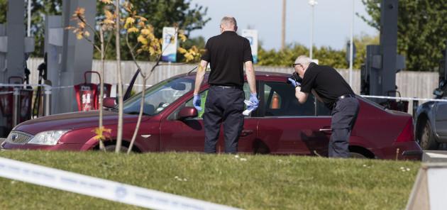Dublin Airport shooting