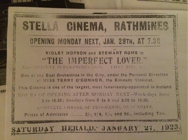 Stella Cinema 1