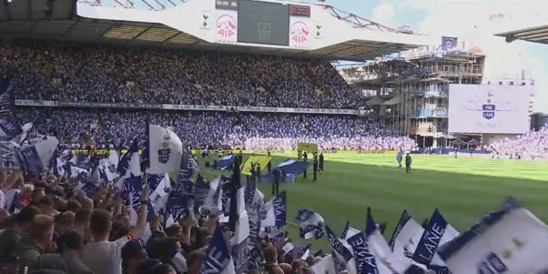 Spurs flags