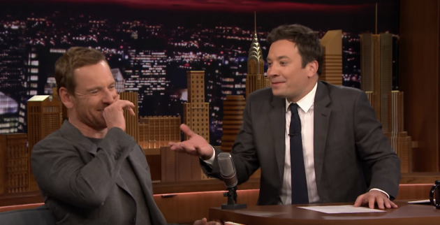 Fallon Finally Opens Up About His Trump Interview-and That Hair Ruffle