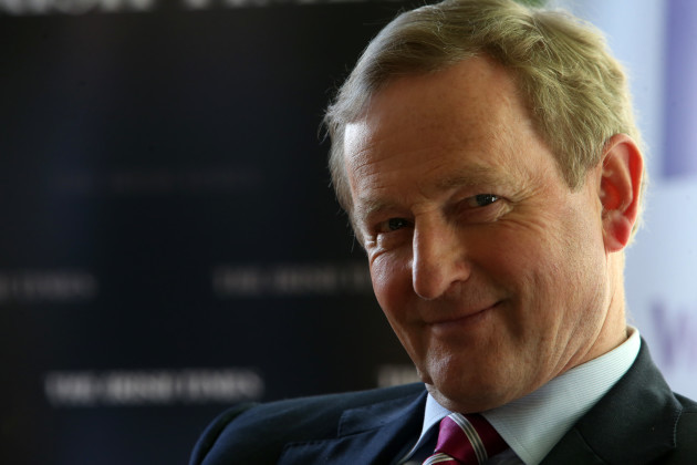 Irish PM announces resignation as party leader
