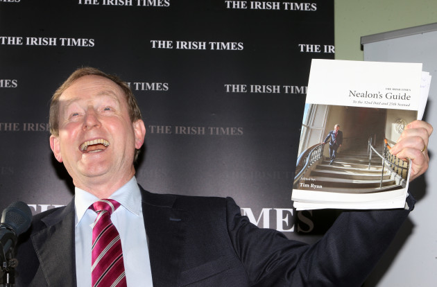 Irish Taoiseach Enda Kenny stepping down