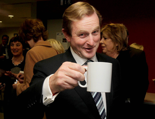 Enda Kenny resignation