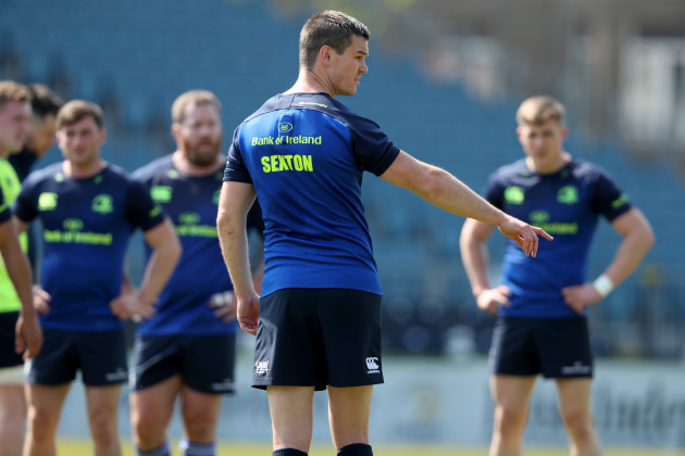 Lions flanker Sean O'Brien misses Leinster game with calf problem