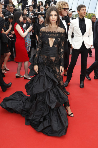 France Cannes 2017 Loveless Red Carpet