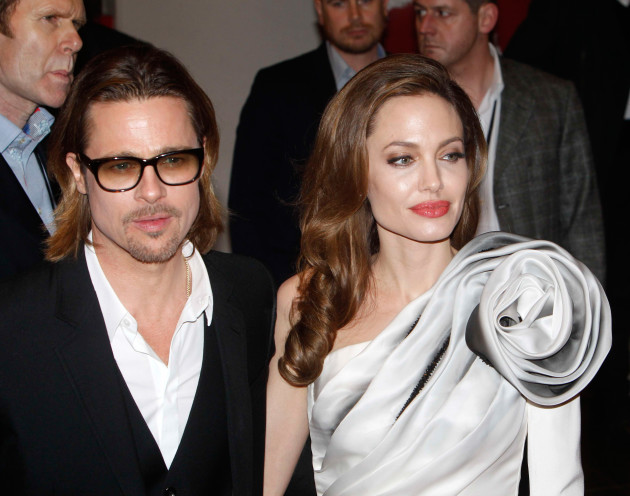 Brad Pitt and Angelina Jolie Divorce